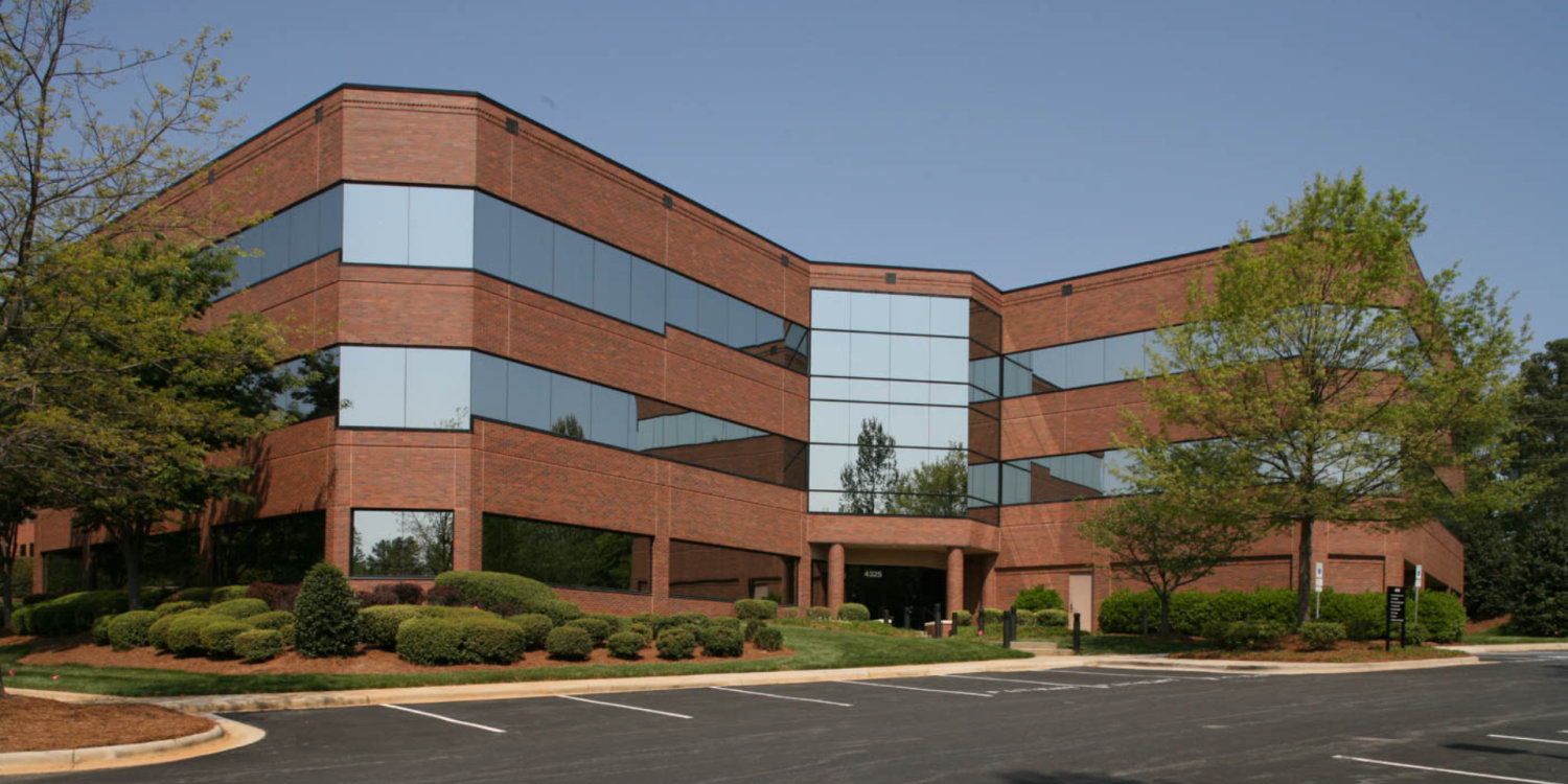 The Rexwoods Office Complex