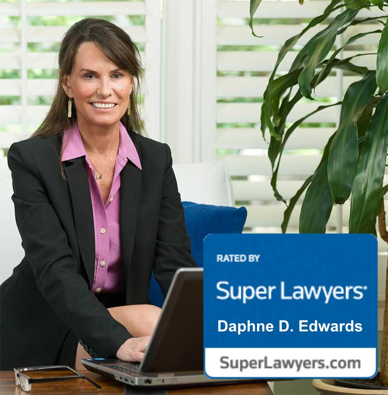 Daphne Edwards Included in North Carolina Super Lawyers 2021