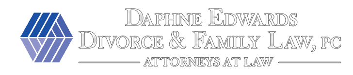 Graphic logo for Daphne Edwards Divorce and Family Law Firm